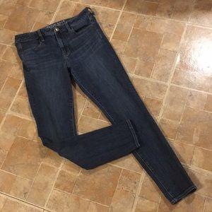 American Eagle high waisted jeggings size 10